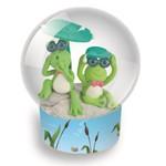 Craft And Arts Paulında Proje Küresi Kurbağa