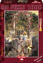 Art Puzzle Beş Çayı Kokulu Puzzle 1000 Lik 4450 (Gül Kokusu)