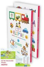 Çocuklar İçin Elif Be - 2 Kitap Takım