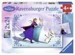 Ravensburger Wd-Frozen Rpk091157 2X24PPuzzle