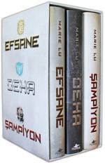 Efsane Serisi Seti - 3 Kitap Takım