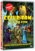 Tom Little And The Magic Mirror - Cesur Tom Ve Sihirli Ayna