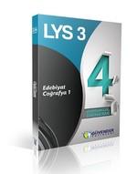 Güvender LYS 3 Edebiyat - Coğrafya 1 4 Fasikül Deneme