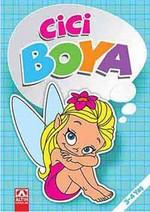 Cici Boya - Mavi