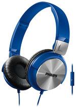 Philips SHL3165BL Kulaküstü Kulaklık / Mik / Mavi