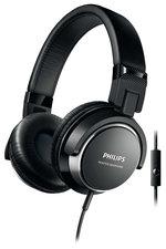 Philips SHL3265BK Kulaküstü Mikrofonlu Kulaklık