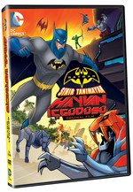 Batman Sinir Tanimayan: Hayvan Içg