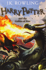 Harry Potter and the Goblet of Fire: 4/7 (Harry Potter 4)