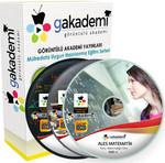 ALES Çözümlü Soru Bankası Eğitim Seti 58 DVD