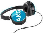 AKG Y50 Kulaklık,Control Talk OE,Teal AK.Y50TEL