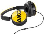 AKG Y50 Kulaklık,Control Talk OE,Sarı AK.Y50YEL