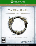 Elder Scrolls Online Tamriel Unlimited XBOX ONE