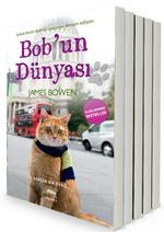 Kediler ve Köpekler Dünyası Seti - 5 Kitap Takım