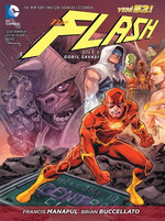Flash Cilt 3 - Goril Savaşı