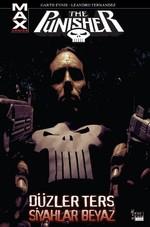 The Punisher Max Cilt 4 - Düzler Ters Siyahlar Beyaz