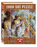 Art Puzzle Ahşap Mayıs'ta Bir Gün 4435