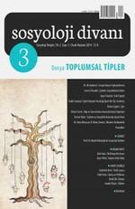 Sosyoloji Divanı 3 - Toplumsal Tipler
