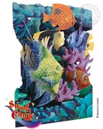 Santoro Gorjuss Gc-Swing Cards Aquarium 3D Kart Sc089
