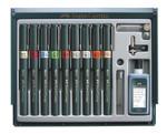 Faber-Castell Teknik Çizim Kalemi Seti 9'lu 5108160290