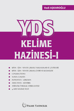 YDS Kelime Hazinesi - 1