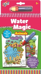Galt - Water Magic Sihirli Kitap Hayvanlar