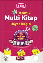 Anafen  3.Sınıf e-Çözümlü Multi Kitap Hayat Bilgisi