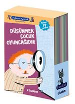 Filozof Çocuk Serisi - 18 Kitap Takım