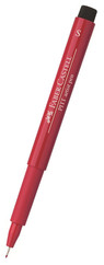 Faber-Castell Pitt Çizim Kalemi Derin Kırmızı 5188167219