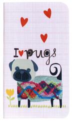 Carolin Book S Pugs Defter