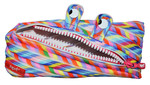 Zip-it Kalem Kutusu Colorz Monster Pouch Stripes