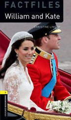Oxford Bookworms Library: Stage 1: William & Kate(CD'li)