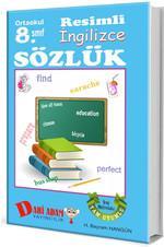 Ortaokul 8. Sınıf Resimli İngilizce Sözlük