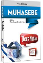 2016 KPSS A Grubu Muhasebe Ders Notları