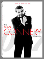 007 James Bond - Sean Connery Box Set