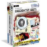 Clementoni İlk Keşif Seti - Dedektif Seti (7Yaş+) 64568