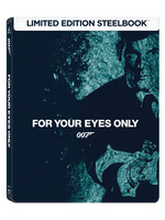 007 James Bond - For Your Eyes Only Steelbook - Senin Gözlerin İçin Metal Kutu (SERİ 12)