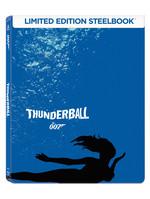 007 James Bond - Thunderball Steelbook - Yıldırım Harekatı ( Seri 4)