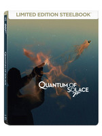 007 James Bond - Quantum Of Solace Steelbook (Seri 22)
