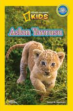National Geographic Kids - Okul Öncesi Aslan Yavrusu