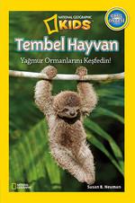 National Geographic Kids - Okul Öncesi Tembel Hayvan
