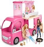 Barbie BRB Pembe Karavan CJT42