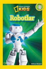 National Geographic Kids - Robotlar