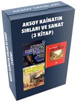 Aksoy Kainatın Sırları ve Sanat Seti - 3 Kitap Takım