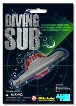 4M Diving Submarine / Denizaltı
