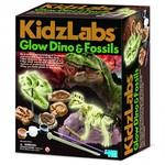 4M Glow Dino & Fossils / Parlayan Dinozor ve Fosil 5528