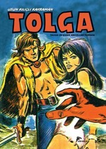Tolga 10 -  Alka'nın Hazinesi - Karçar'ın Baltası