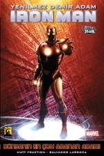 Yenilmez Demir Adam / İronman - Dünyanın En Çok Aranan Adamı Cilt 3