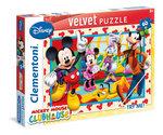 Clementoni Puzzle 60 Velvet Mickey  20118