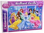 Clementoni Puzzle 104 Brilliant Princess 20128