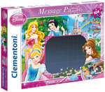 Clementoni Puzzle 104 Message Princess 20236